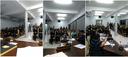 A Câmara Municipal realizou as Audiências Públicas da LDO e Prestação de Contas .